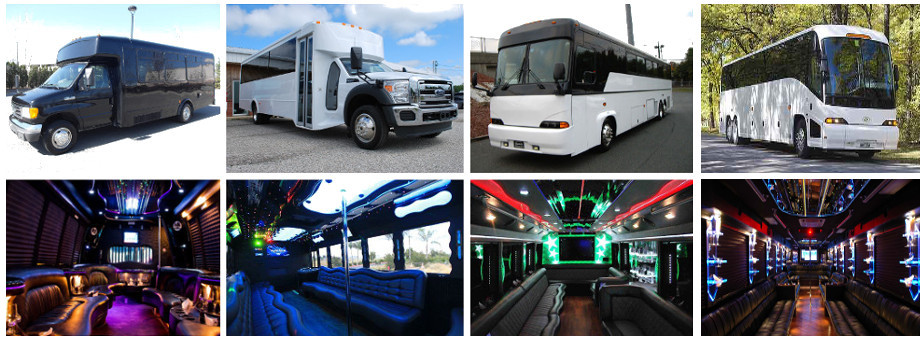 kids party buses ky
