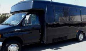Birthday Party Bus Rental near Nashville