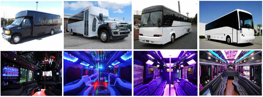Nashville Party buses Charter