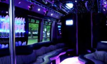 Nashville Wedding Party Bus Rentals