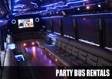 Wedding Party Bus in Nashville