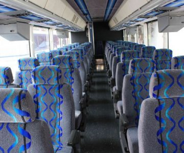 30 Person Shuttle Bus Rental Greenbrier