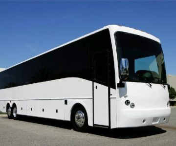 40 Passenger Charter Bus Rental Knoxville
