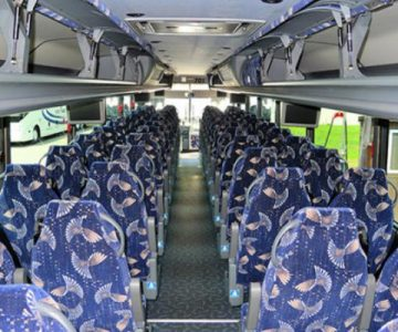40 Person Charter Bus Coopertown