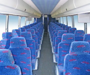 50 Person Charter Bus Rental Fairview